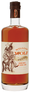 William Wolf Bourbon Pecan 750ml